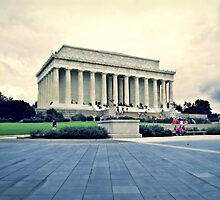 Lincoln Memorial by Karen Kilgallin