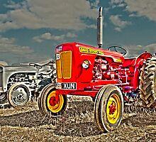 David Brown 990 by Rob Hawkins
