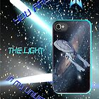Light In My Universe iPhone Card by glennmp