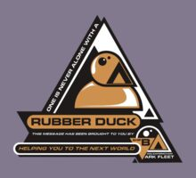 Rubber Duck by trekspanner