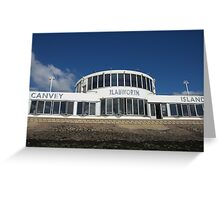 The Labworth Cafe, Canvey Island, Essex Greeting Card