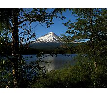 Mountain Views From The Lake ~ Part Two Photographic Print