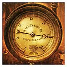 Steam Gauge by LocustFurnace