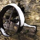 Threshing Machine Drive Wheel by epgaskell