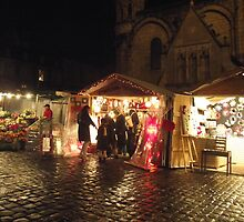 Poitiers Christmas Market by graceloves