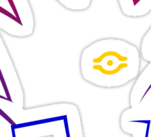 Yugi Moto Sticker