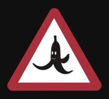 Warning! Bananas! Kids Clothes