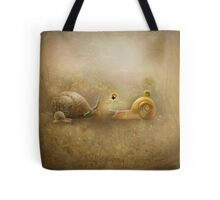 The Happy Ending....! Tote Bag