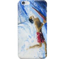 Duck Diving iPhone Case/Skin