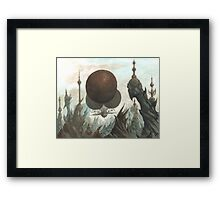 The Ruins Framed Print