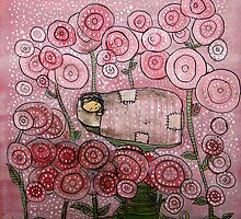Among the Roses by Johanna Wright