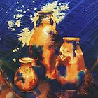 Earthen Vessels by FroyleArt