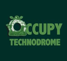 Occupy Technodrome by DJSev