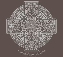 Celtic Cross n1 Light by Mandala's World