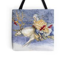 The Winter Changeling Tote Bag