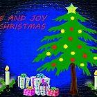 Christmas Wishes by Margaret Stevens