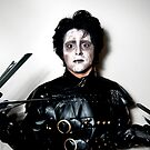 Fabio Scissorhands by Rodrigo Crisostomo