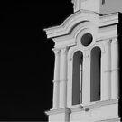 clear chimes. belfry  by Nikolay Semyonov