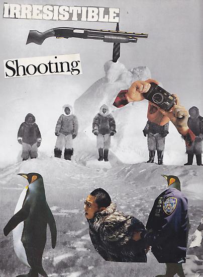 Irresistible Shooting  by kylemeling