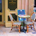 Café Le Vitelle by Igor Shrayer