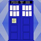 To the TARDIS! by RoomWithAMoose