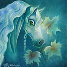 Moonlight Mare by AngelArtiste