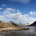 Wasdale Lake in Autumn by Jan Fialkowski