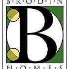 Brodin Homes Logo by Antonio Palao
