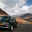 MiniCoo The Mini Cooper in Wasdale by Jan Fialkowski