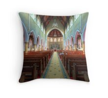 The Cathedral Church of Saints Mary & Joseph • Armidale • New South Wales Throw Pillow