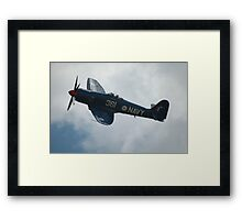 Sea Fury @ Temora Warbirds Airshow 2011 Framed Print