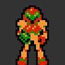metroid samus by cadaver138