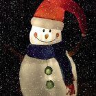 Snowman  by Saija  Lehtonen
