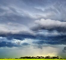 The Storm Approacheth by Kris Montgomery