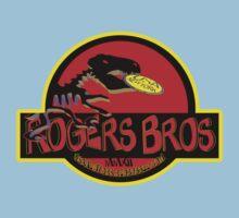 dinosaur by rogers bros by usanewyork