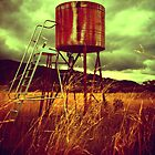 Rusted tank, Manilla NSW by jphenfrey