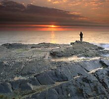 """The Fisherman"" ∞ Currumbin, QLD - Australia by Jason Asher"
