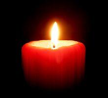 Candlelight by Mari-Anna  Reiljan-Dillon