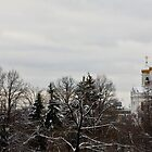 Church of the Saviour Panorama by Daniel Berends