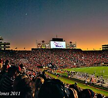 Jordan-Hare Stadium - Auburn University by mountainshadows