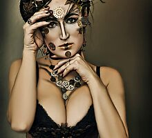 Corianne De La Coeur by gAkPhotography