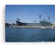 Giants stadium Canvas Print