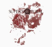 Supernatural - blood by GiorgosPa