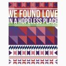 We Found Love by DLIllustration