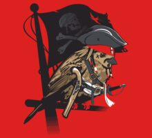 Captain Sparrow by Tuism