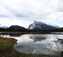 Mount Rundle by Alyce Taylor