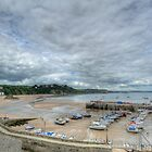 Tenby Harbour Pembrokeshire 17 by Steve Purnell
