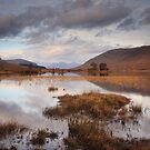 Loch Droma View by Christopher Thomson