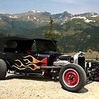 1926 Ford Model T Hot Rod Touring Car by TeeMack