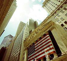 Wall Street by DChungaPhoto